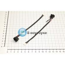 Разъем для ноутбука HY-SA006 SamSung N128 NP-N128 NP-X120 N140 (с кабелем)
