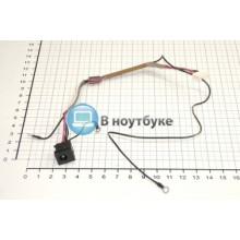 Разъем для ноутбука HY-T0010 TOSHIBA Satellite P300 P305D (с кабелем)
