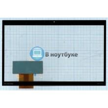 Сенсорное стекло (тачскрин) Lenovo X1 Carbon черное