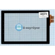 Сенсорное стекло (тачскрин) 5003M FPC-1 черное