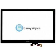 Сенсорное стекло (тачскрин) Acer TOM15G87 V0.1 черный