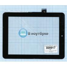 Сенсорное стекло (тачскрин) F0264 XDY черный