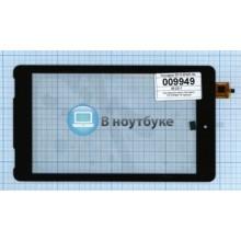 Сенсорное стекло (тачскрин) DY-F-07027-V4 черный