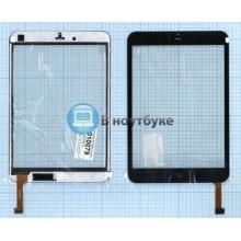 Сенсорное стекло (тачскрин) DH-0736A1-PG-FPC черный