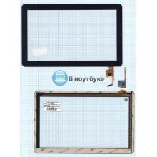 Сенсорное стекло (тачскрин) TOPSUN-1003A-A черный