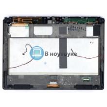 Модуль (матрица + тачскрин) Sony Xperia Tablet S 2nd с рамкой