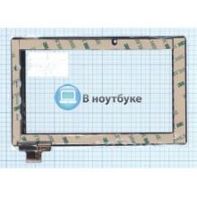 Сенсорное стекло (тачскрин) HTL DR1551-A черный