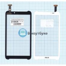 Сенсорное стекло (тачскрин) Asus FonePad 6 ME560CG белое