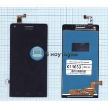 Модуль (матрица + тачскрин) Huawei Ascend G6 черный