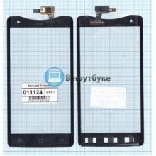 Сенсорное стекло (тачскрин) Acer Liquid S1 черный