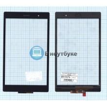 Сенсорное стекло (тачскрин) Sony Xperia Z3 tablet compact черное
