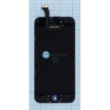 Модуль (матрица + тачскрин) Apple iPhone 6 черный Home