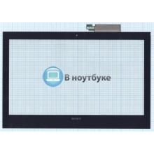 Сенсорное стекло (тачскрин) Sony Vaio SVT14 черное
