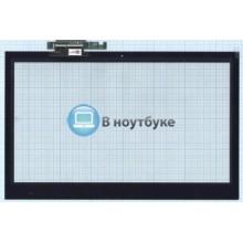 Сенсорное стекло (тачскрин) Sony Vaio SVT15 черное