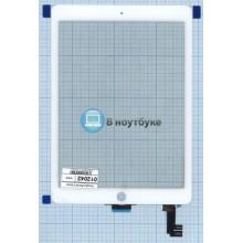 Сенсорное стекло (тачскрин) Apple IPad Air 2  белое