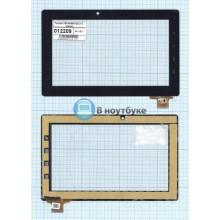 Сенсорное стекло (тачскрин)  ZHC-170A  черное