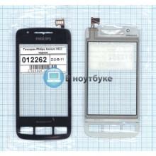 Сенсорное стекло (тачскрин) Philips Xenium X622 черное