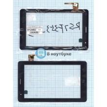 Сенсорное стекло (тачскрин) RS7F353_V2.1 черный