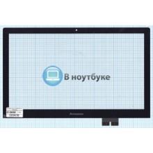 Сенсорное стекло (тачскрин) Lenovo IdeaPad Flex 2 15 черный