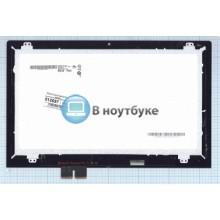 Модуль (матрица + тачскрин) Lenovo IdeaPad Flex 14 черный
