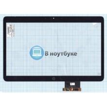 Сенсорное стекло (тачскрин) HP EliteBook Folio 1040 черное