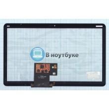 Сенсорное стекло (тачскрин) HP ENVY Touchsmart 4 TCP14E53 черное