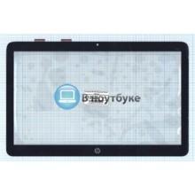 Сенсорное стекло (тачскрин) HP 430 Notebook Repair черный
