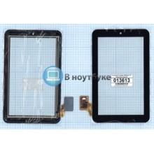 Сенсорное стекло (тачскрин) Prestigio Multipad 7.0 Prime Duo черный