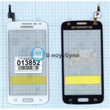 Сенсорное стекло (тачскрин) Samsung Galaxy Core LTE SM-G386F белое