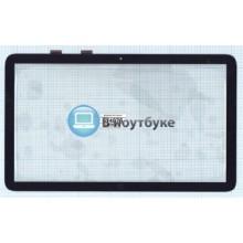 Сенсорное стекло (тачскрин) HP Pavilion 15-P черное