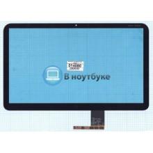 Сенсорное стекло (тачскрин) HP Pavilion TouchSmart 15-B черный