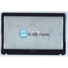Сенсорное стекло (тачскрин) Sony Vaio SVF152 черный с рамкой