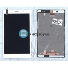 Модуль (матрица+тачскрин) Sony Xperia Tablet Z3 белый