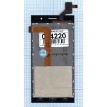 Модуль (матрица+тачскрин) Highscreen Zera S power черный
