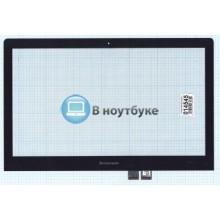 Сенсорное стекло (тачскрин) Lenovo Flex 3 15 черный