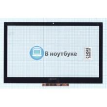 Сенсорное стекло (тачскрин) Sony VAIO Pro 13 SVP1321 черный