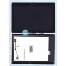 Модуль (матрица + тачскрин) Lenovo Tab 2 A10-70 черный
