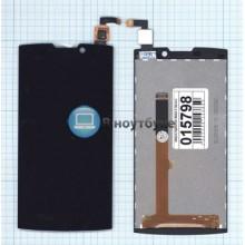 Модуль (матрица + тачскрин) Highscreen Boost 2 FPC9169 черный