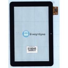 Сенсорное стекло (тачскрин) DEXP Ursus 10P 3G черное