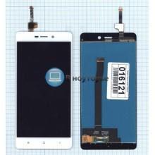 Модуль (матрица + тачскрин) Xiaomi Redmi 3 белый
