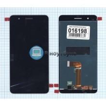 Модуль (матрица + тачскрин) Huawei Honor 6 plus черный