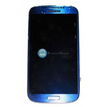 Модуль (матрица + тачскрин) full set для Samsung Galaxy S4 I9500 голубой blue