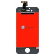 Модуль (матрица + тачскрин) Apple iPhone 4g черный без крепежа