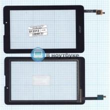 Сенсорное стекло (тачскрин) Acer Iconia Tab 7 A1-713HD черный