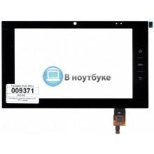 Сенсорное стекло (тачскрин) 5137L FPC-1 черное