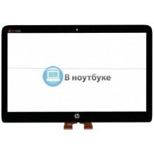 Сенсорное стекло (тачскрин) HP 5499R FPC-1 черное