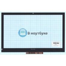 Сенсорное стекло (тачскрин) Sony TCP13G18 V1.0 черное