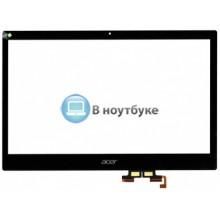 Сенсорное стекло (тачскрин) Acer T0M14G88 V0.1 черное