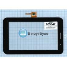 Сенсорное стекло (тачскрин) FPC-TPT-070-109-01 черный