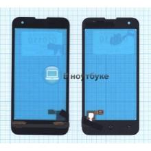 Тачскрин (сенсорное стекло) Xiaomi Mi-2S черный